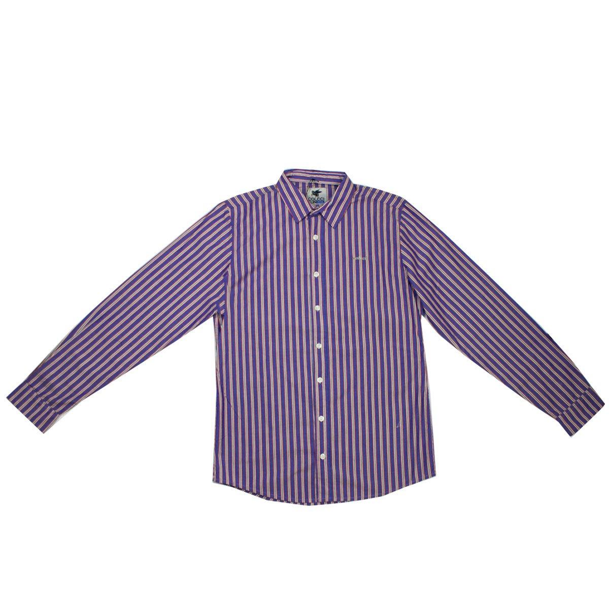 cce57f490 Bizz Store - Camisa Juvenil Masculina Colcci Fun Listrada