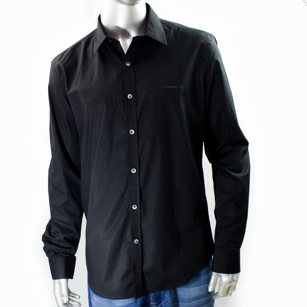 Bizz Store - Camisa Social Masculina Ellus Second Floor Lycra c04286637bdf5