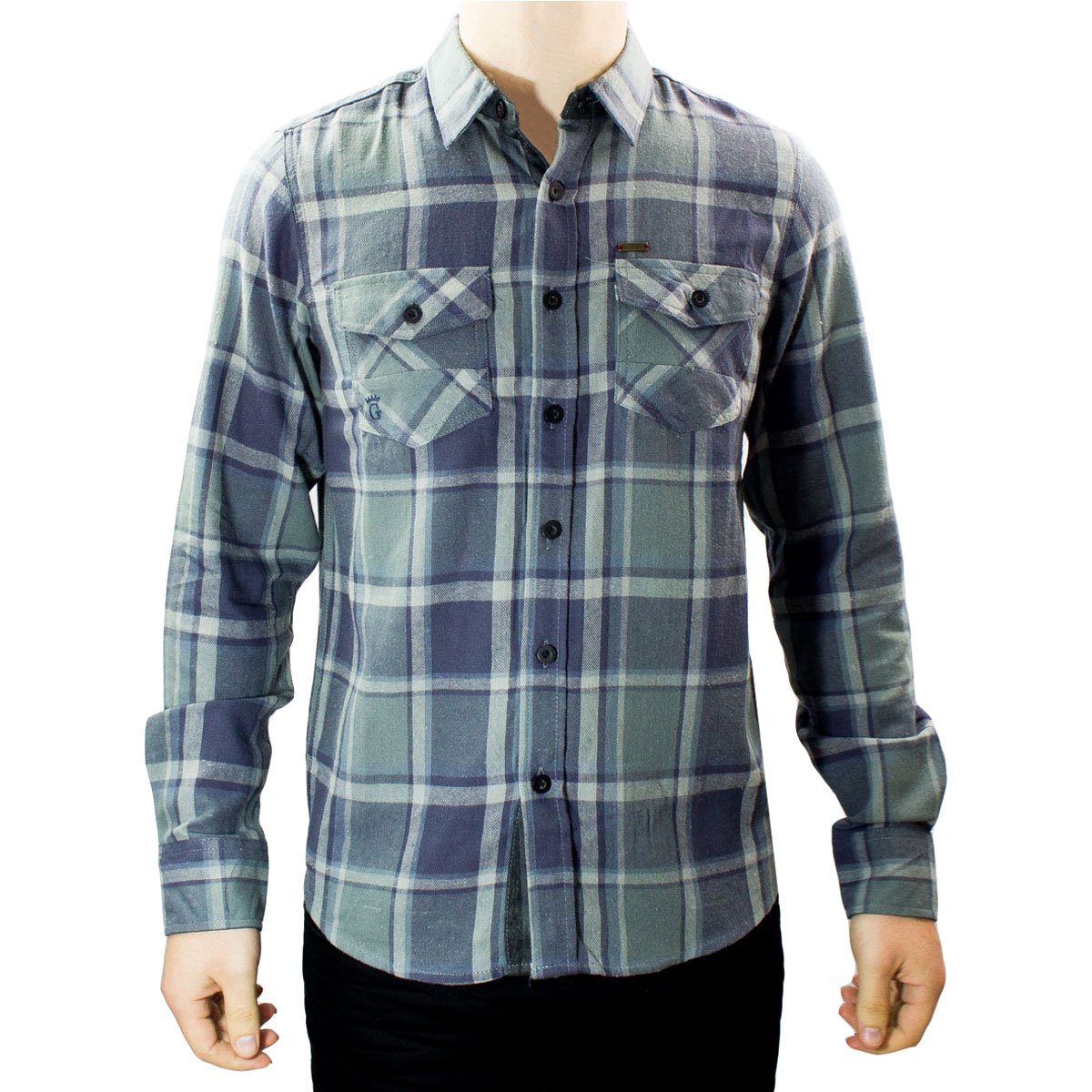 df7dff06d3 Imagem - Camisa Flanela Xadrez Gangster 15.27.0010 - 054954