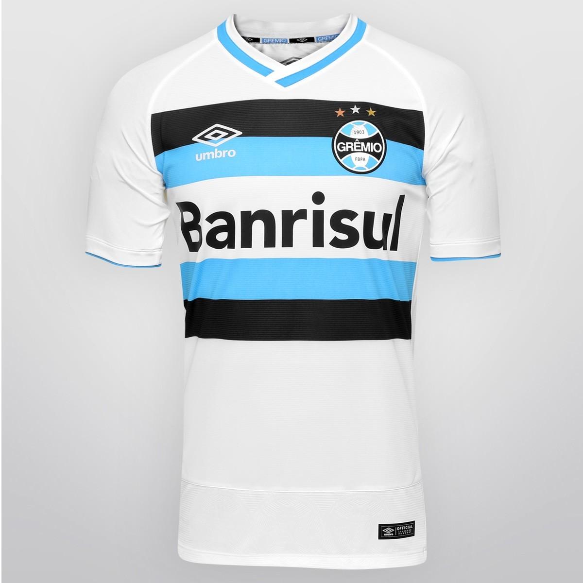 300de5cdbe Bizz Store - Camisa Oficial Grêmio Umbro 644562 of 1 2016 Nº 10