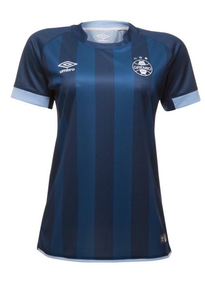 1a7aa3dcb Bizz Store - Camisa Oficial Feminina Umbro Grêmio 2017/18