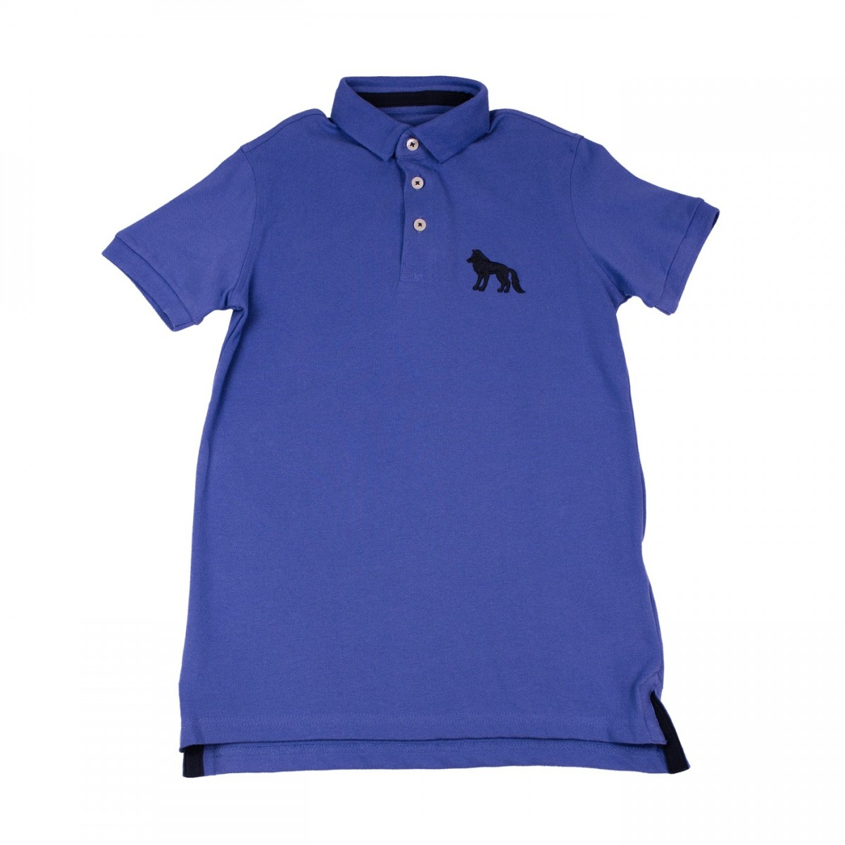 a01e0cd2d Bizz Store - Camisa Polo Infantil Masculina Acostamento Azul