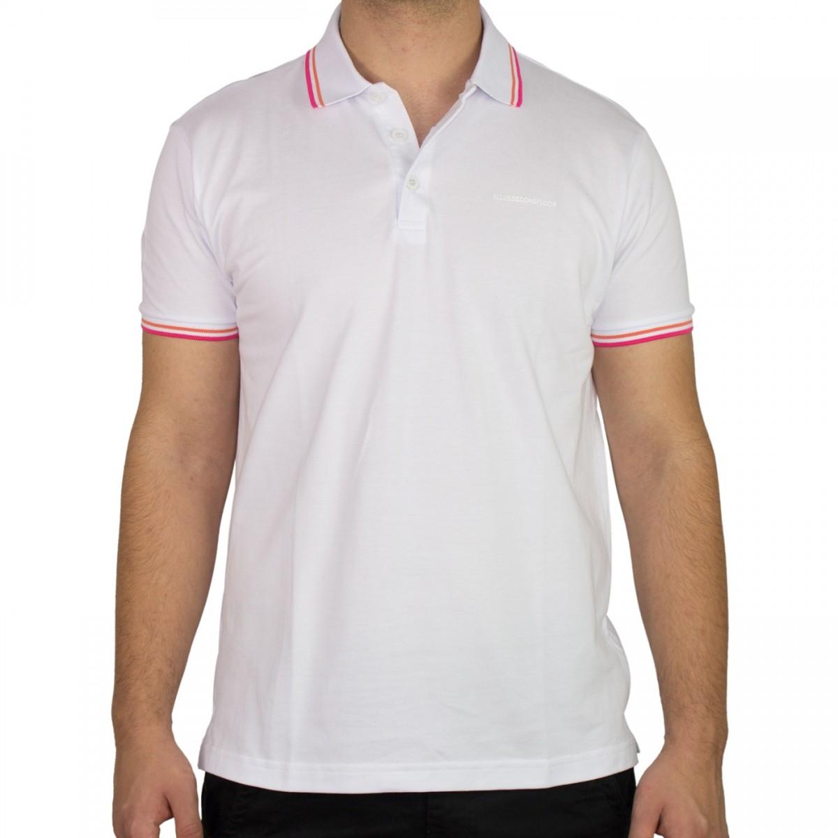 7b0de321884 Bizz Store - Camisa Polo Masculina Ellus Second Floor Piquet