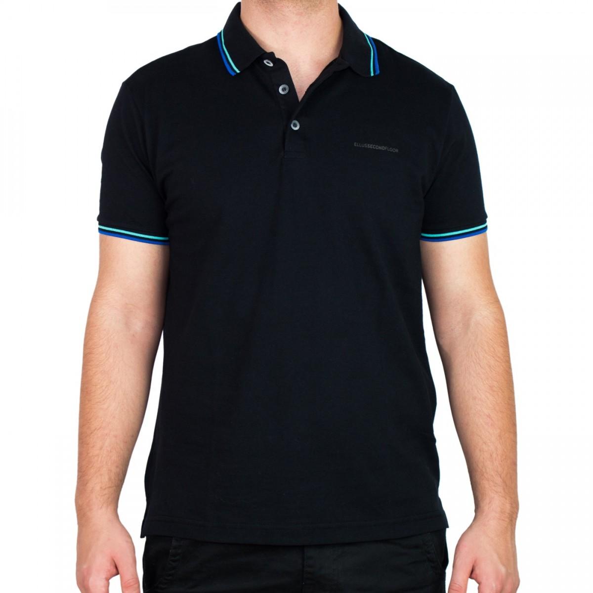 Bizz Store - Camisa Polo Masculina Ellus Second Floor Piquet 5b1d846878430