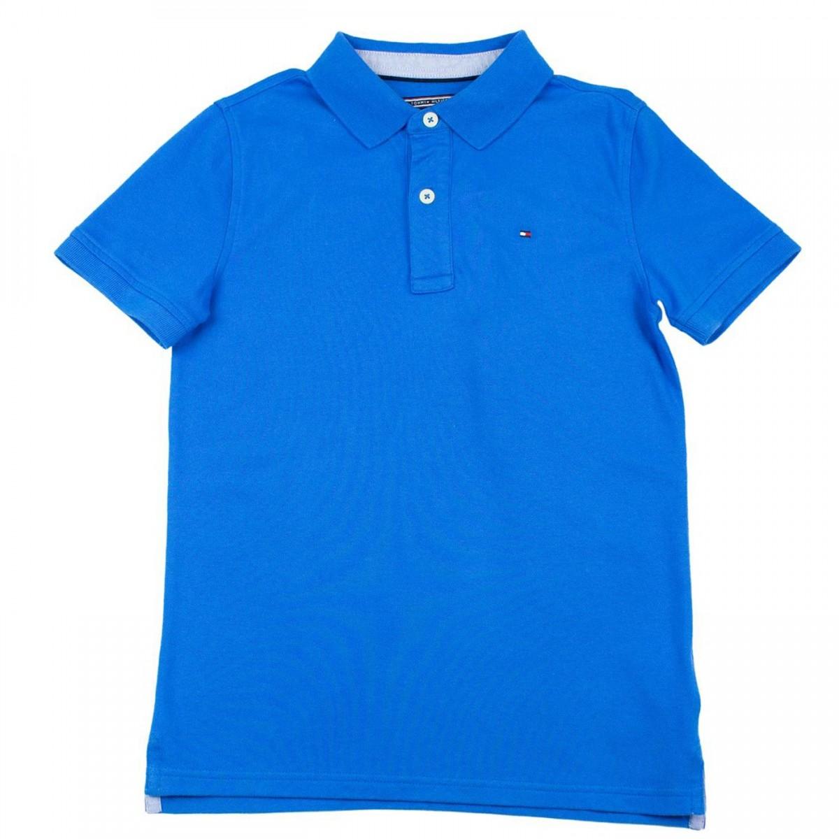556ef00ee461c Bizz Store - Camisa Polo Infantil Masculina Tommy Hilfiger