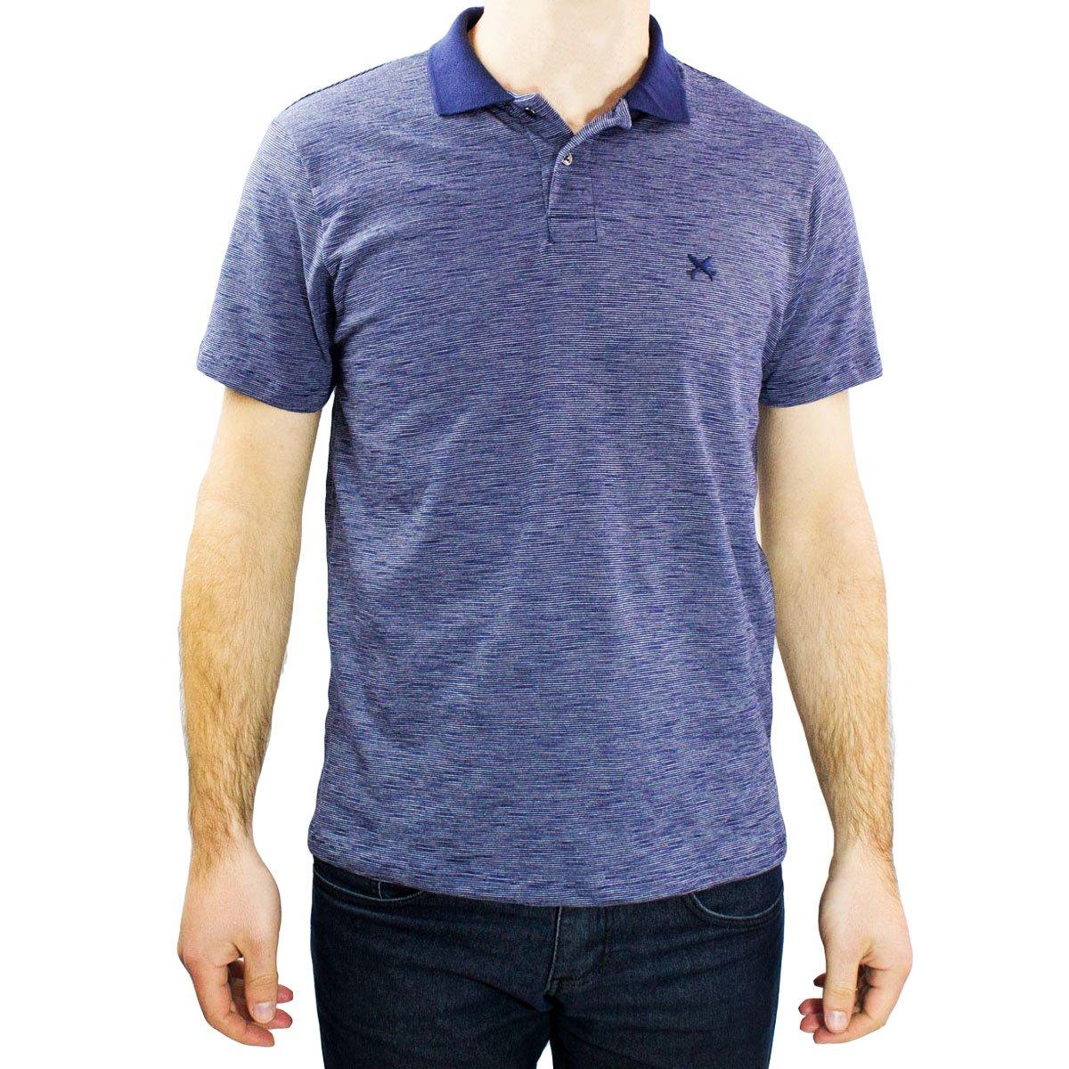 56d80c1c0e Bizz Store - Camisa Polo Masculina Hering Tal Pai Tal Filho