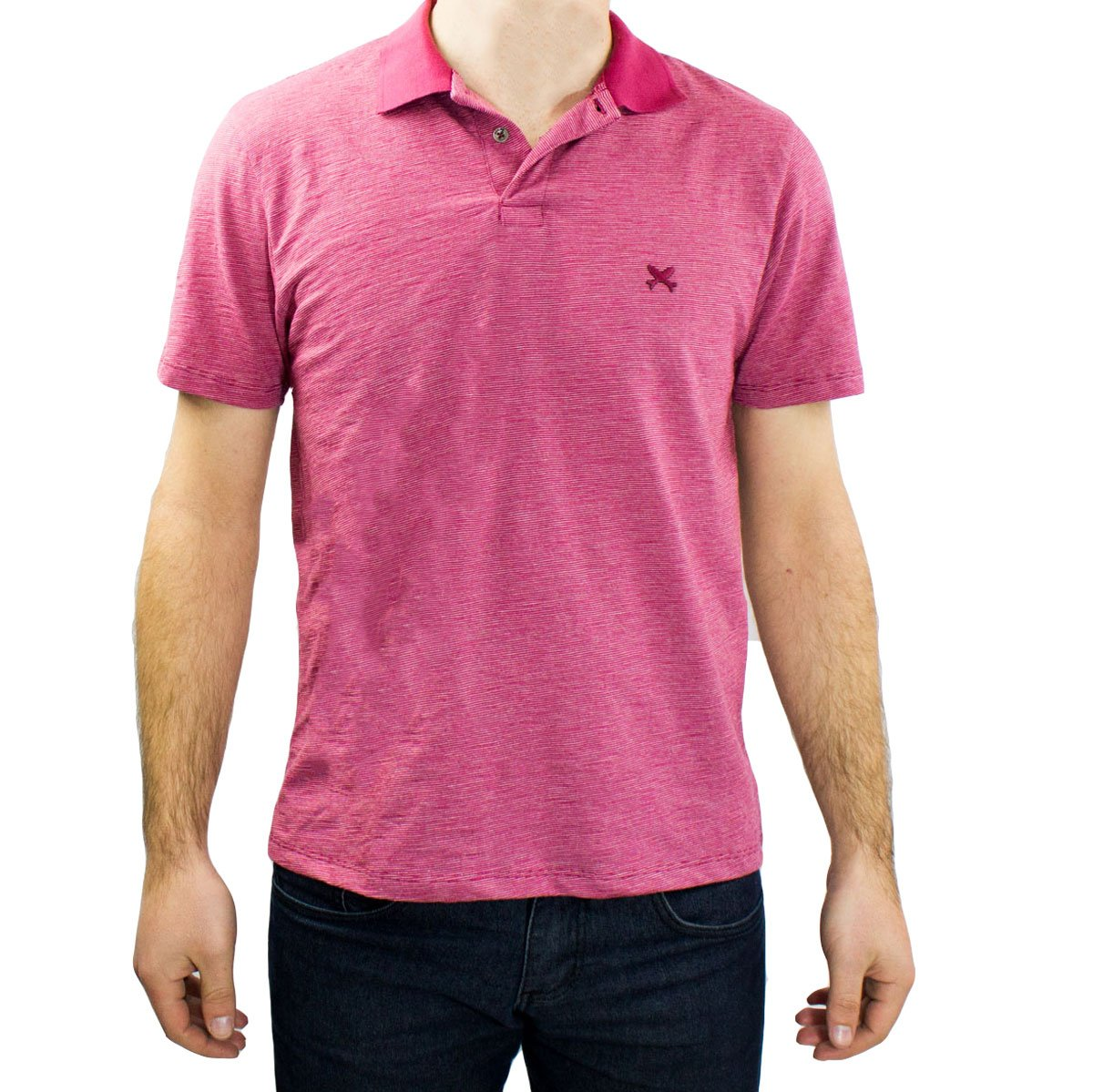 Bizz Store - Camisa Polo Masculina Hering Tal Pai Tal Filho 8cbc3922346