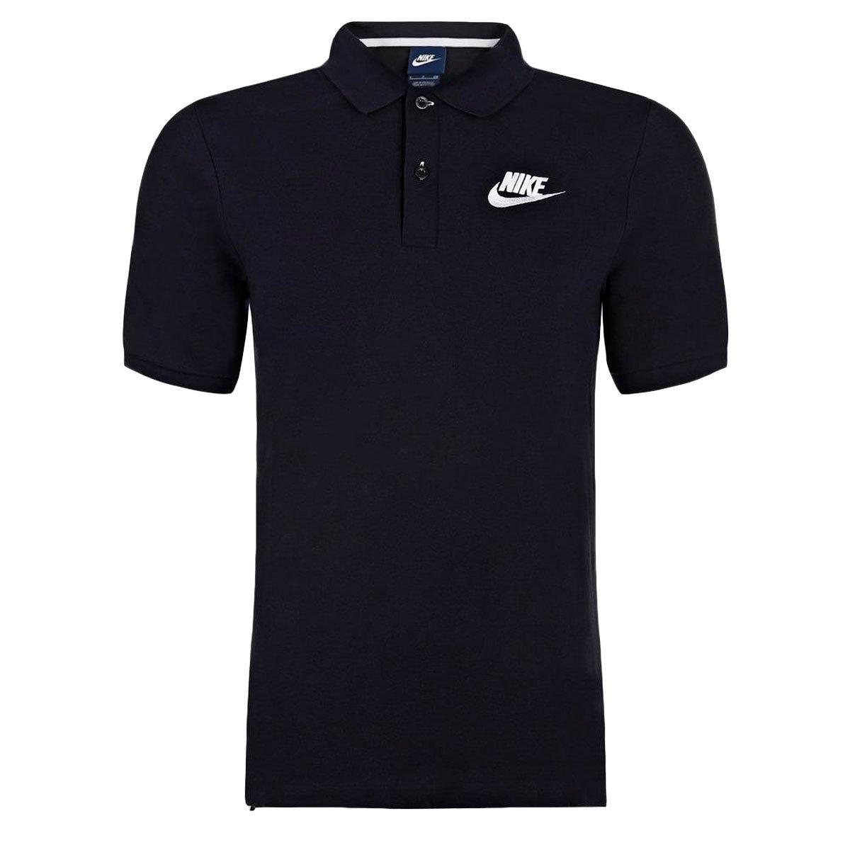 Bizz Store - Camisa Polo Masculina Nike NSW Manga Curta 8a7d0f79b71