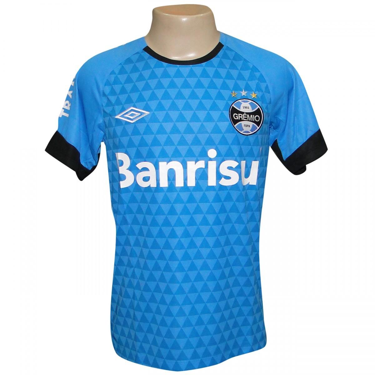 22dab59ea05b5 Camisa Umbro 602774 Gremio Treino Masc