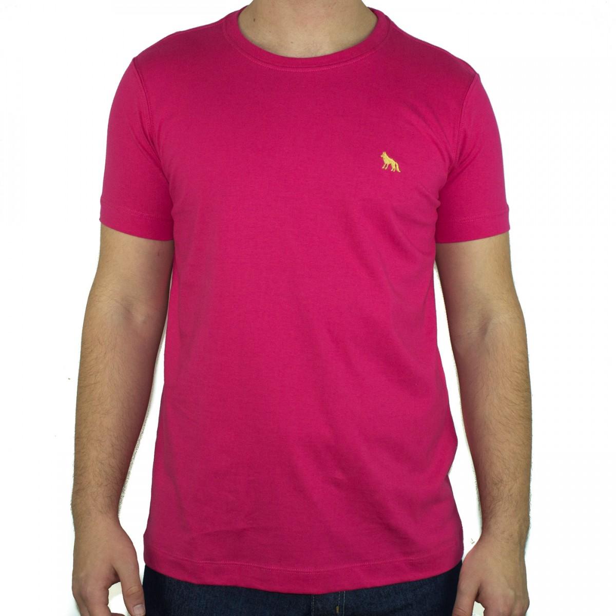 21aa296d15 Bizz Store - Camiseta Masculina Acostamento Gola Redonda Básica