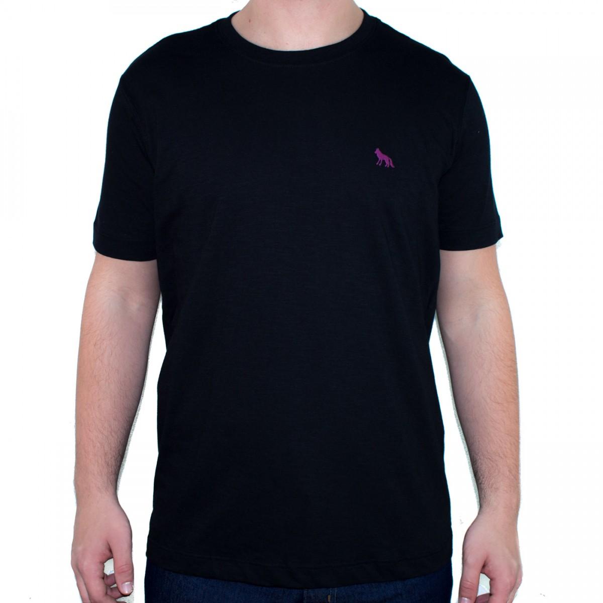 e2d103b87 Bizz Store - Camiseta Masculina Acostamento Manga Curta Rosa