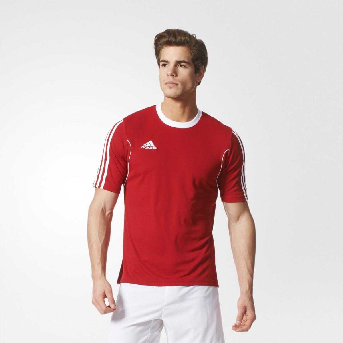 a332dc7ffa Bizz Store - Camiseta Adidas Squadra 13 Para Futebol Vermelha
