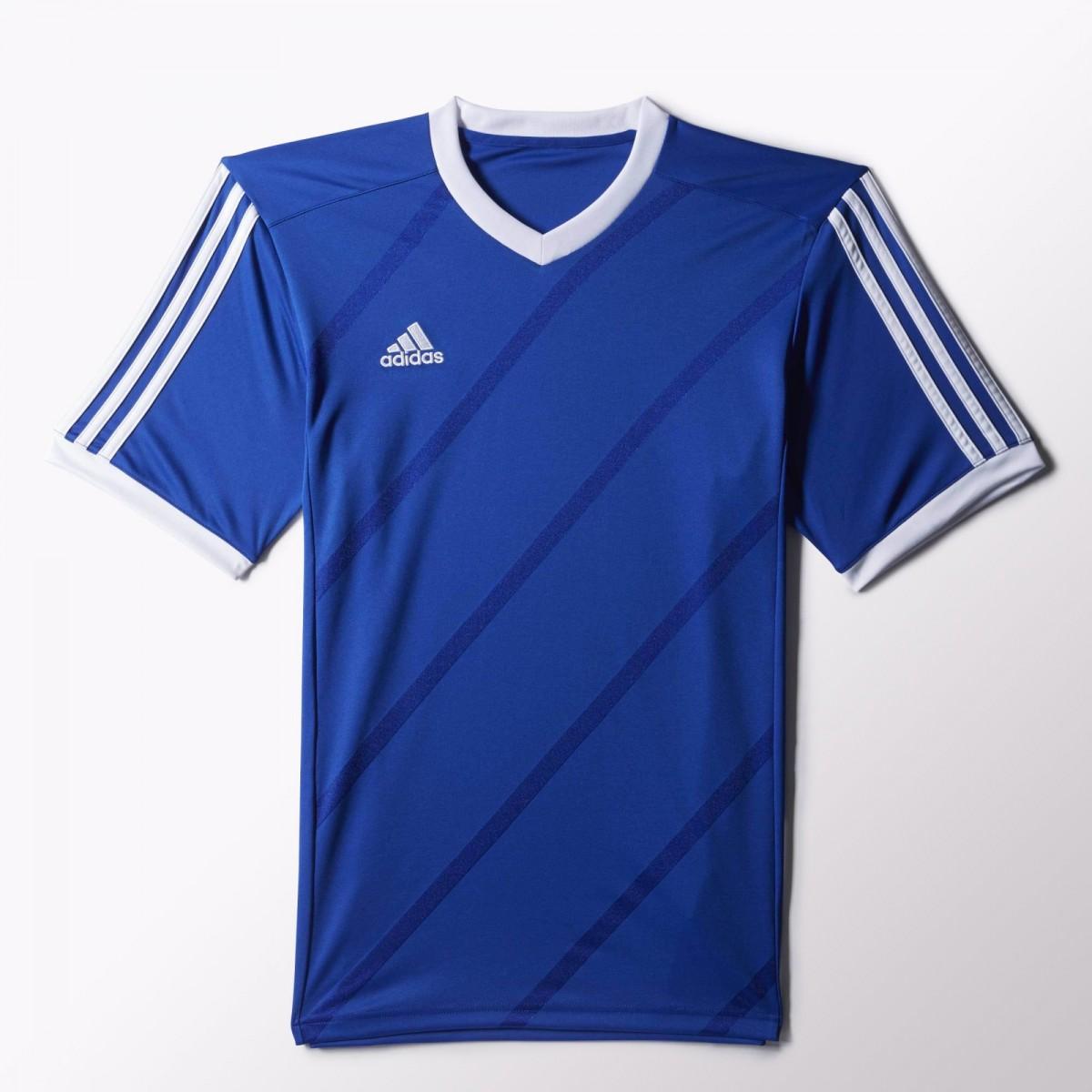 ad9fe7ba51 Bizz Store - Camiseta Masculina Adidas Tabela 14 Futebol Azul