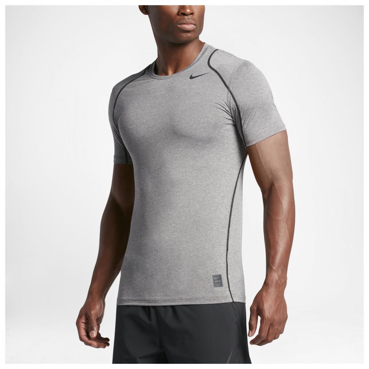 9582b53fcecee Bizz Store - Camiseta de Compressão Masculina Nike Pro Cool Top