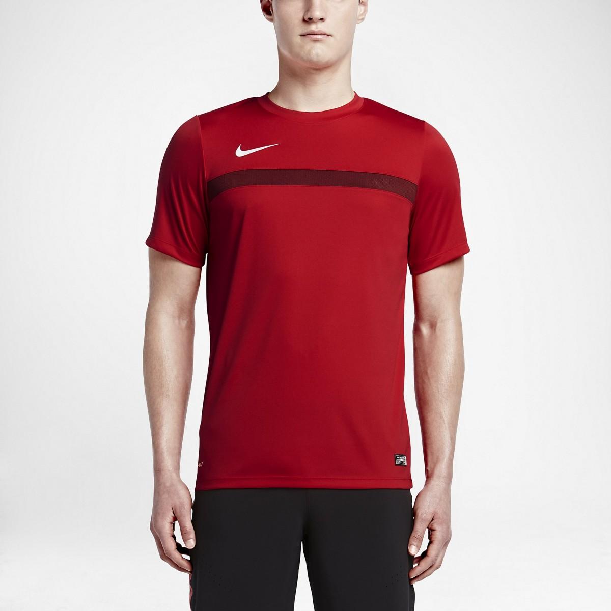 7fffdb5930811 Bizz Store - Camiseta de Futebol Masculina Nike Academy Training