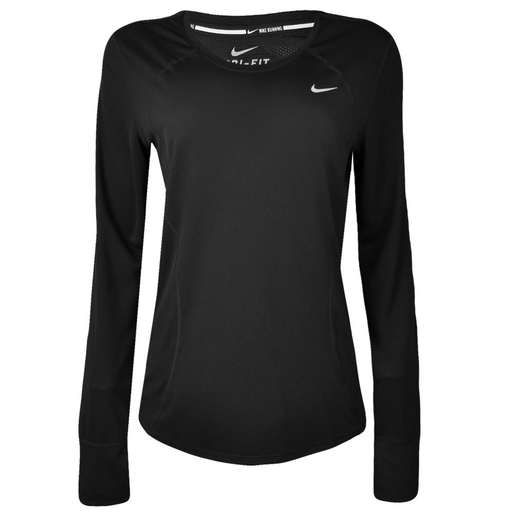 06b41463a3ab9 Bizz Store - Camiseta Feminina Nike Racer Long Sleeve Esportiva