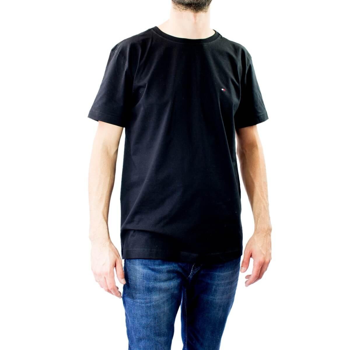 1bd4ae300cf23 Bizz Store - Camiseta Masculina Gola Redonda Tommy Hilfiger