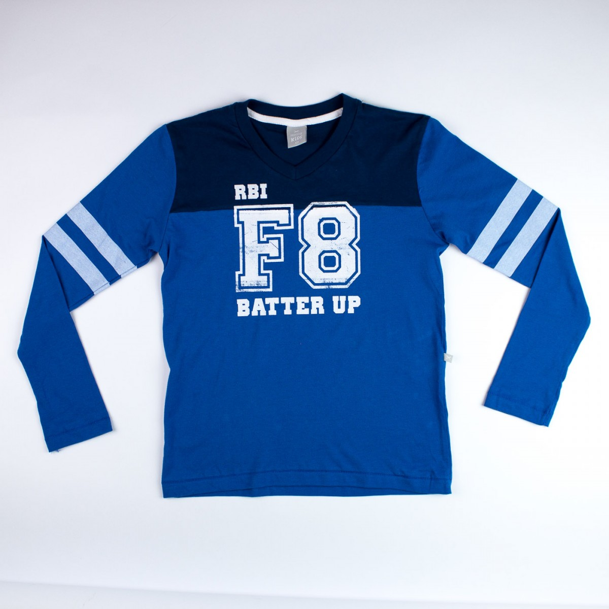 7f64d46d339d2 Bizz Store - Camiseta Infantil Masculina Hering Kids Decote V