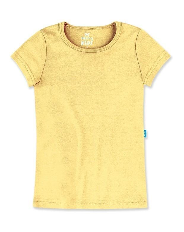 Bizz Store - Camiseta Infantil Feminina Hering Kids Básica 28c2171d7e7