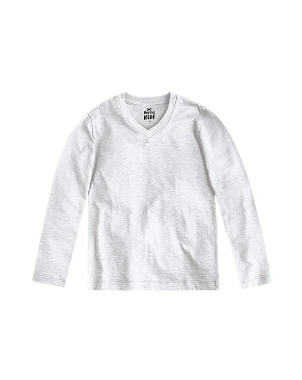 Bizz Store - Camiseta Infantil Menino Hering Kids Manga Longa 8cc2b0c3d8a9c