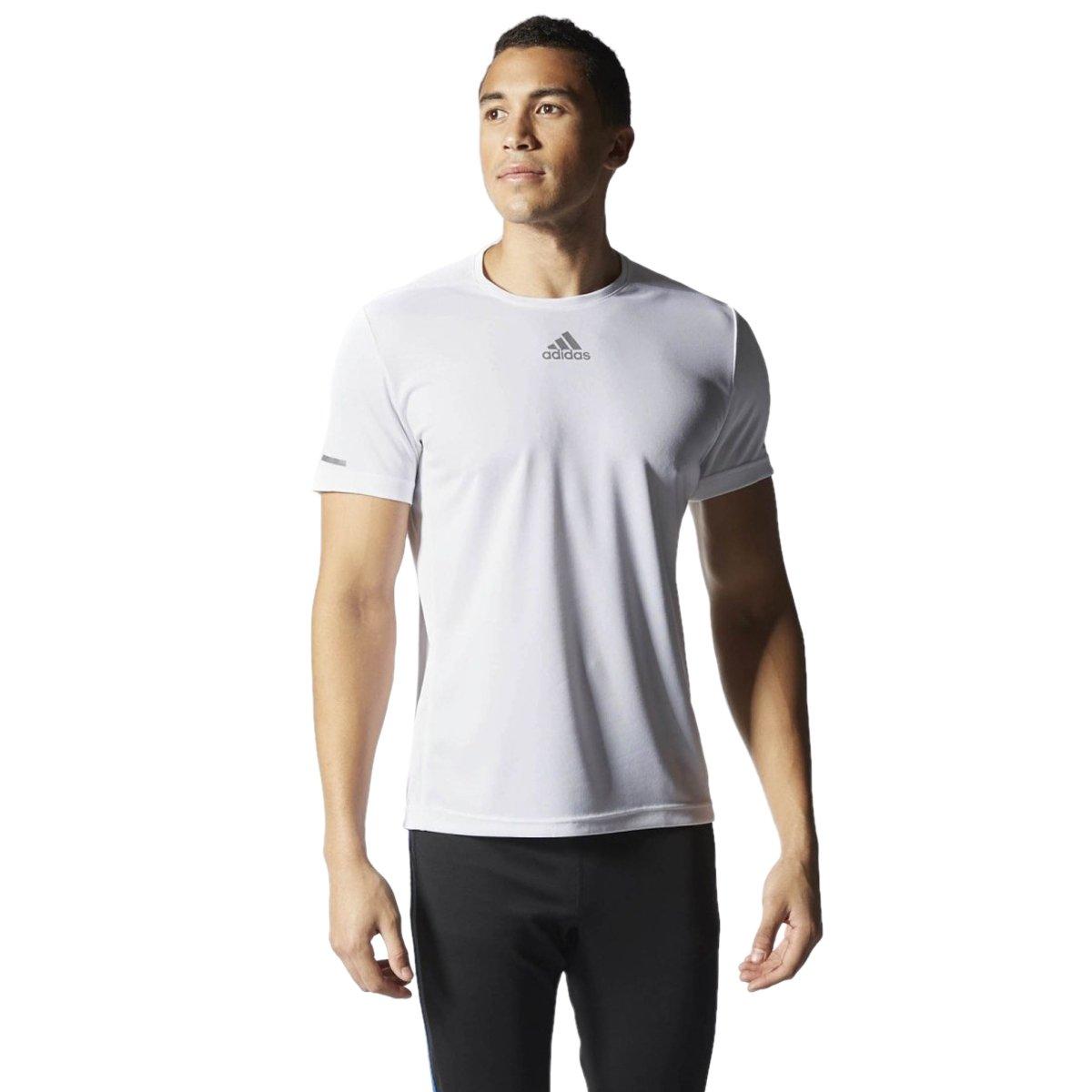 Bizz Store - Camiseta Masculina Adidas Sequencials Branca dad59e0a9cba9