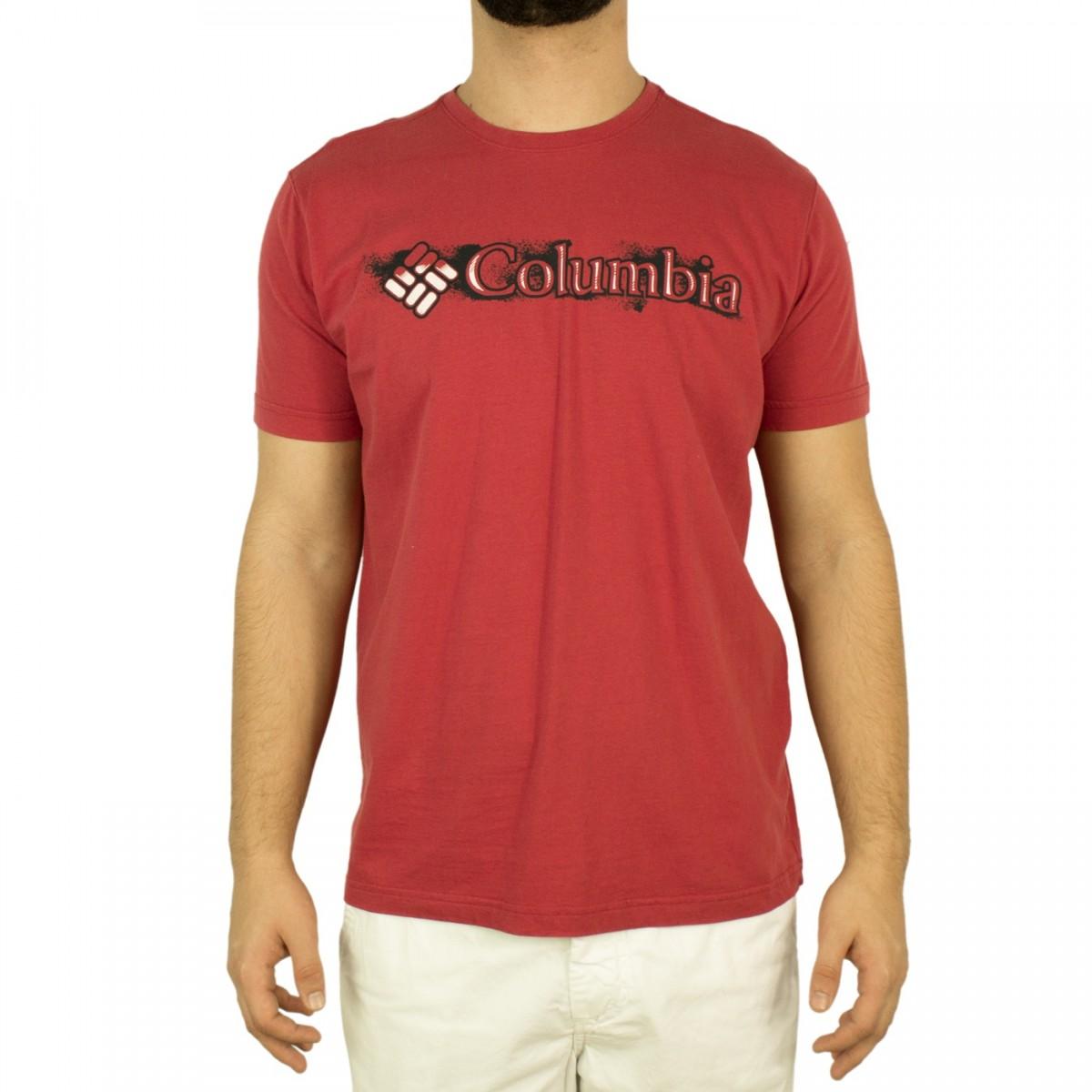 b3eb5c44e61 Bizz Store - Camiseta Masculina Columbia Sea Spray Vermelha