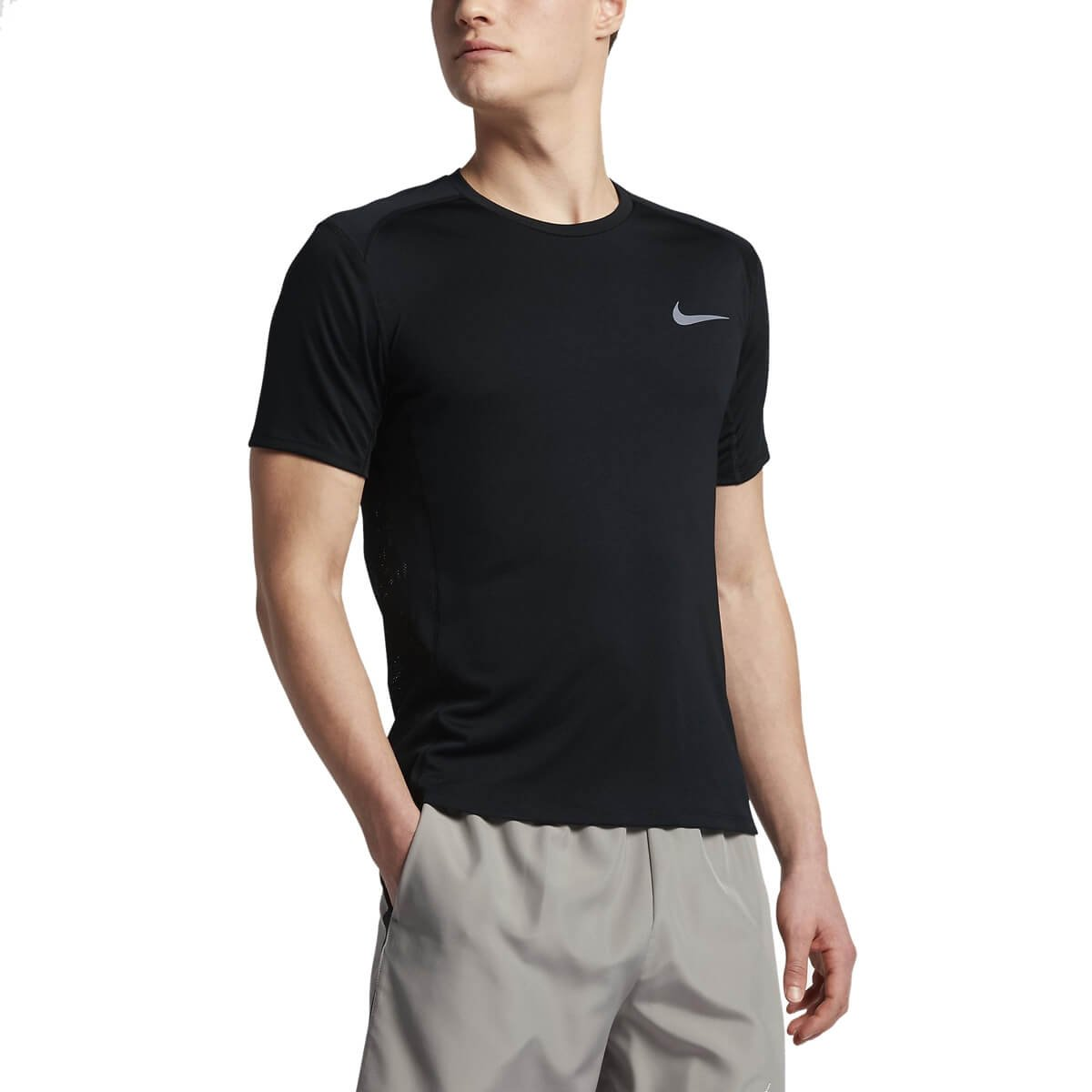 2c86c2cbd7 Bizz Store - Camiseta Masculina Nike Dry Miler Top Corrida