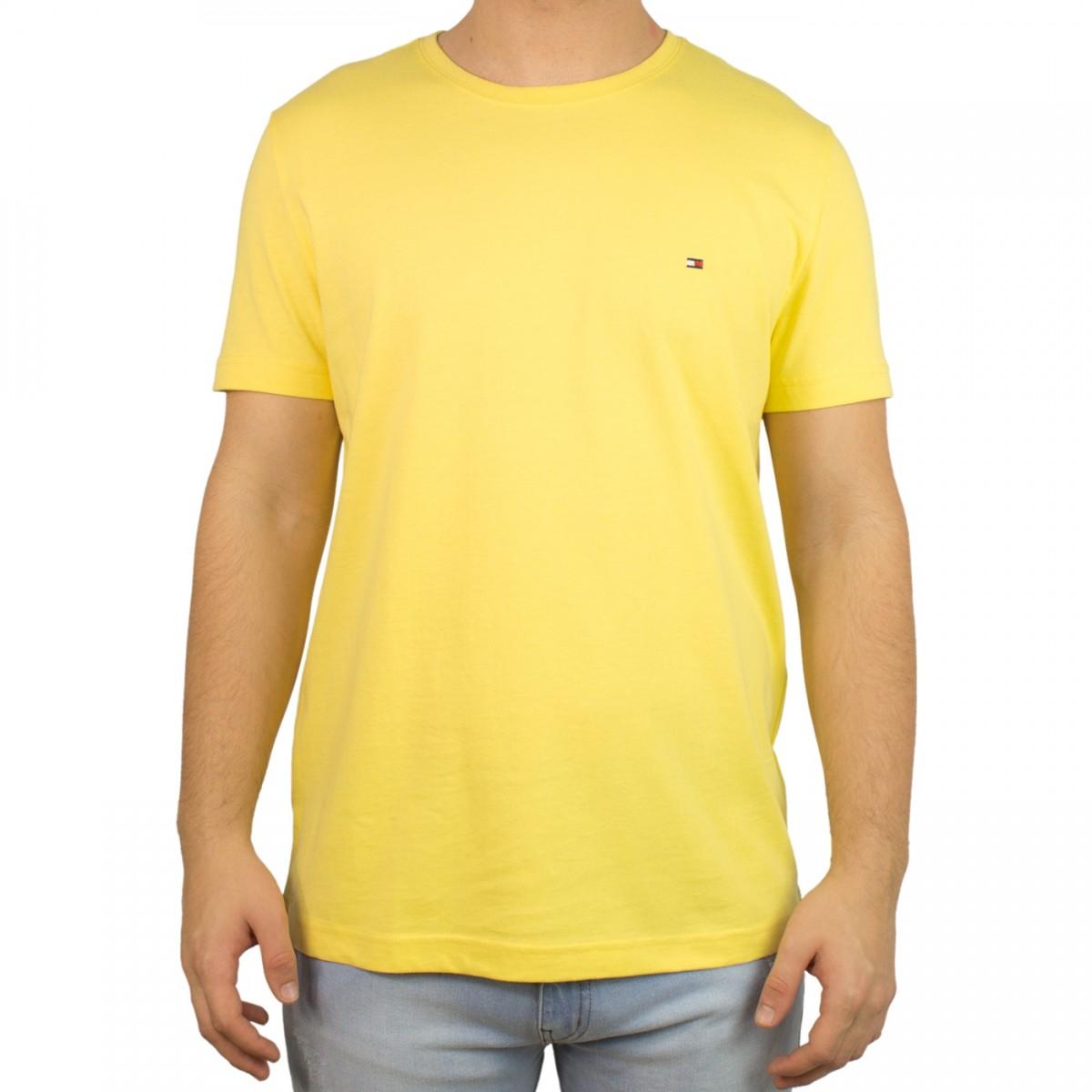 09ee5e49d Bizz Store - Camiseta Masculina Tommy Hilfiger Gola Redonda