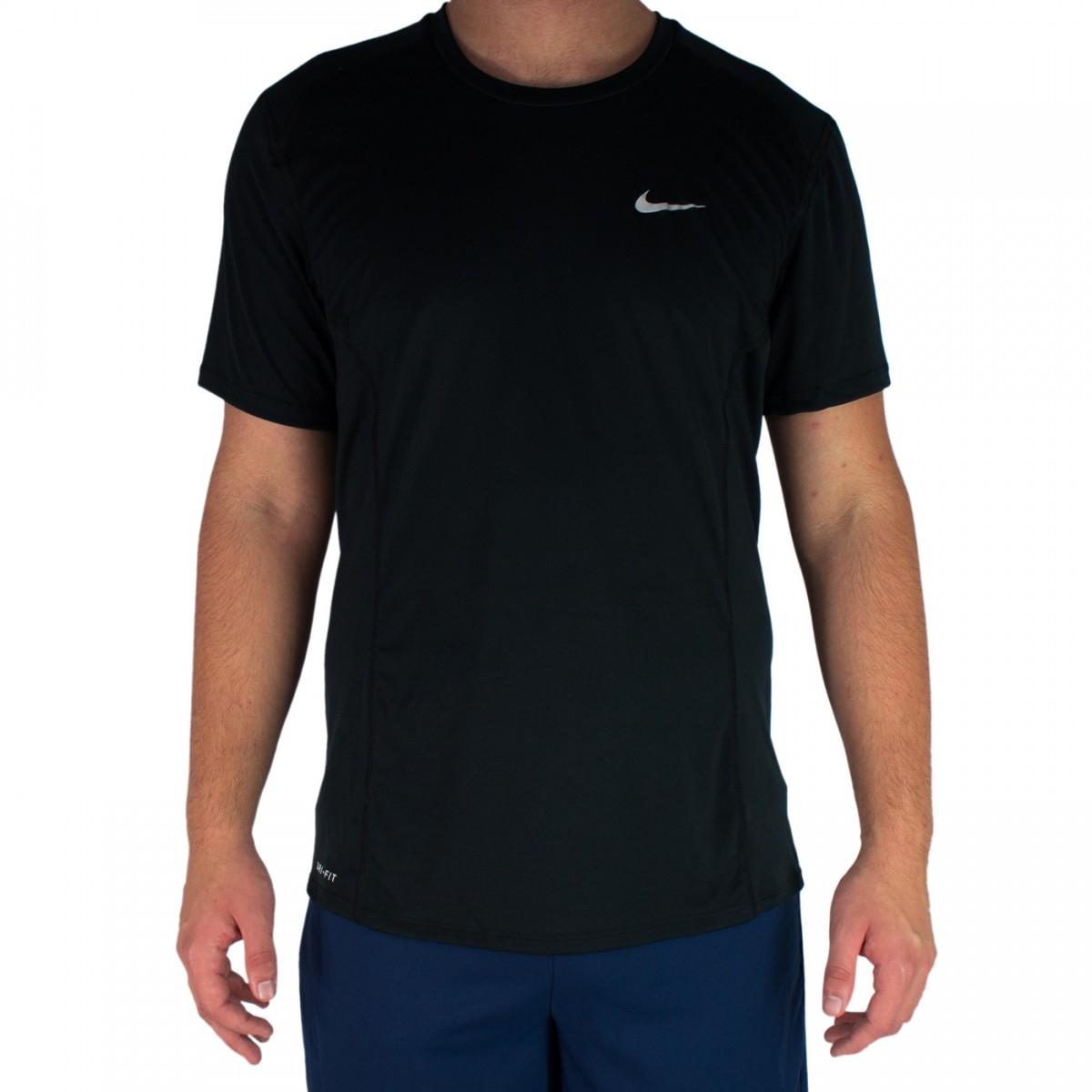 00caef72142d5a Bizz Store - Camiseta Masculina Nike Dri-Fit Gola Redonda
