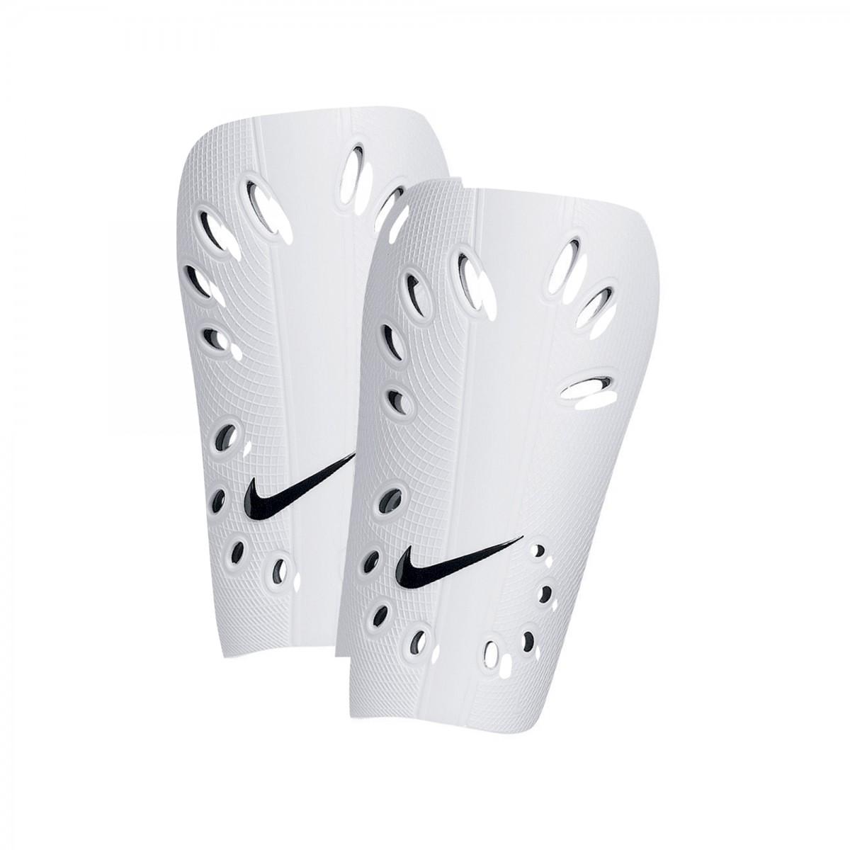 40180452d1 Bizz Store - Caneleira De Futebol Nike J Guard Branca Preta