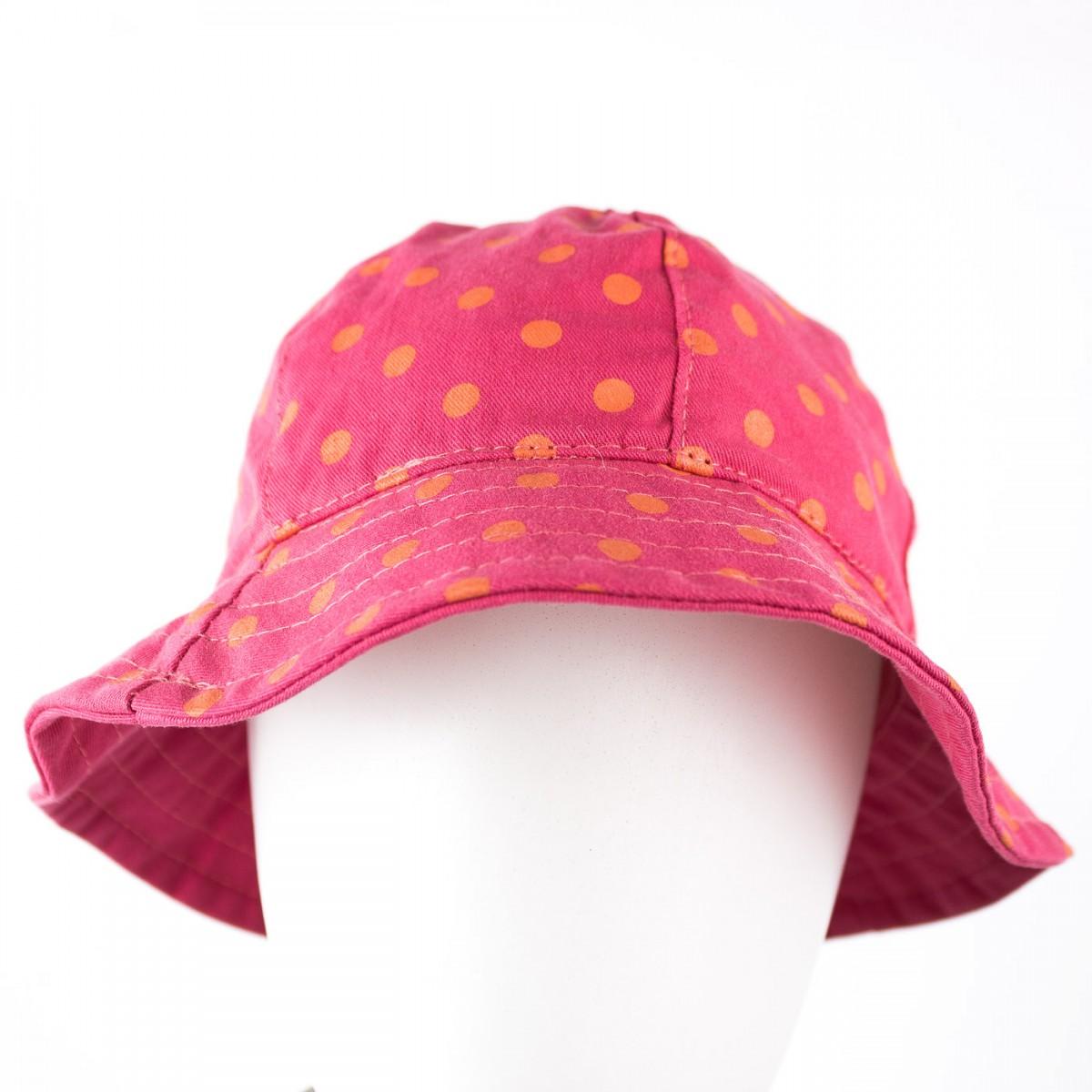 Bizz Store - Chapéu Infantil Feminino Hering Kids Rosa Poá 1ee3b5b37a0