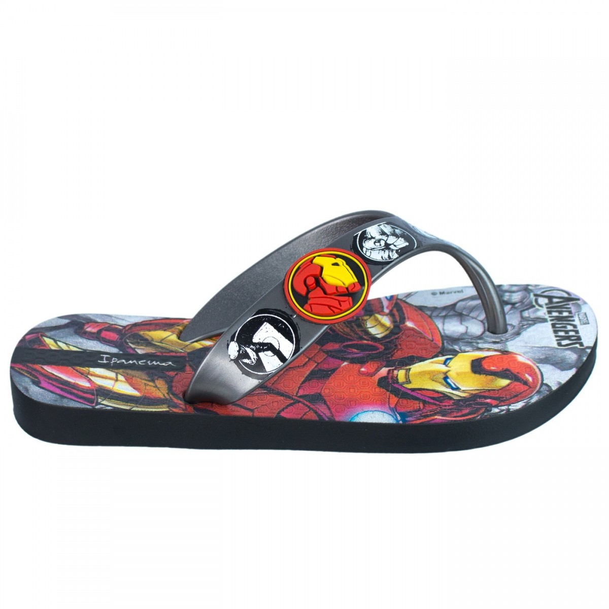 f8b5e9ca85 Bizz Store - Chinelo Infantil Masculino Grendene Ipanema Avengers