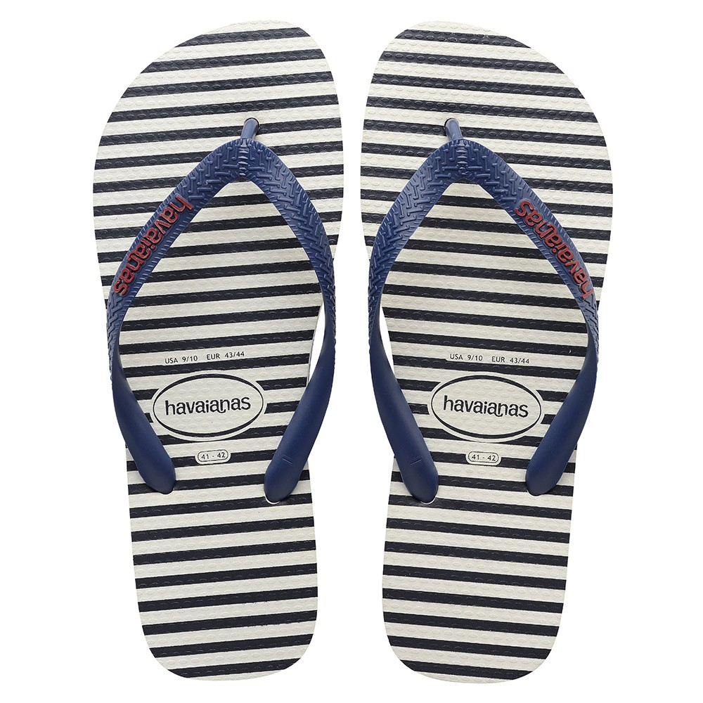 0181db35bc Bizz Store - Chinelo Masculino Havaianas Top Nautical Marinho