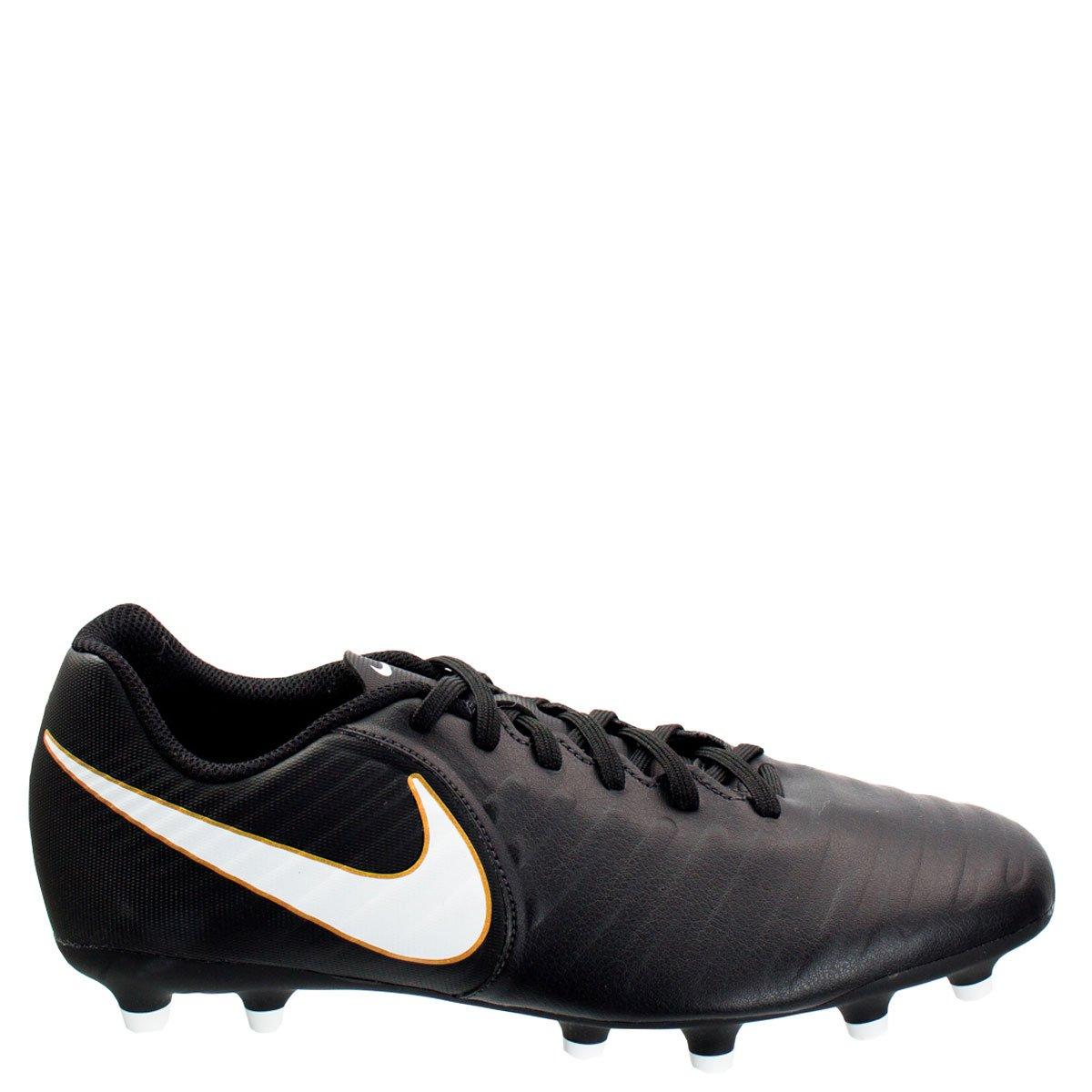 44932370d1 Bizz Store - Chuteira Campo Nike Tiempo Rio IV FG Preta