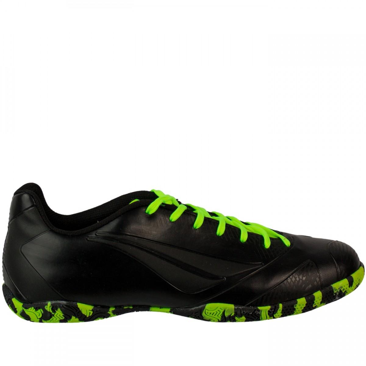 7fb2a5e87055e Bizz Store - Chuteira Futsal Masculina Penalty Victoria RX Preta