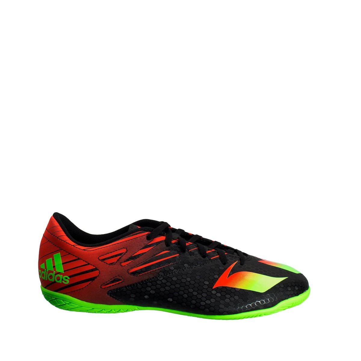 570bb5d432 Chuteira Futebol Adidas Messi 15.4 S81404 - Preto laranja