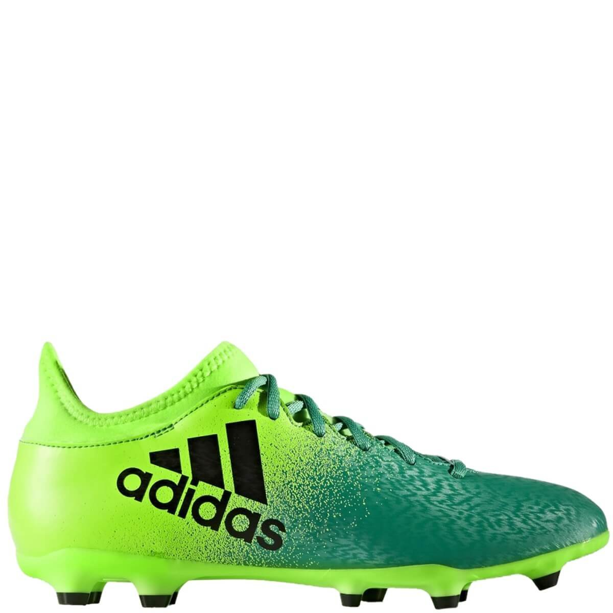 Bizz Store - Chuteira Masculina Futebol de Campo Adidas X 16.3 FG 98ad42da64382
