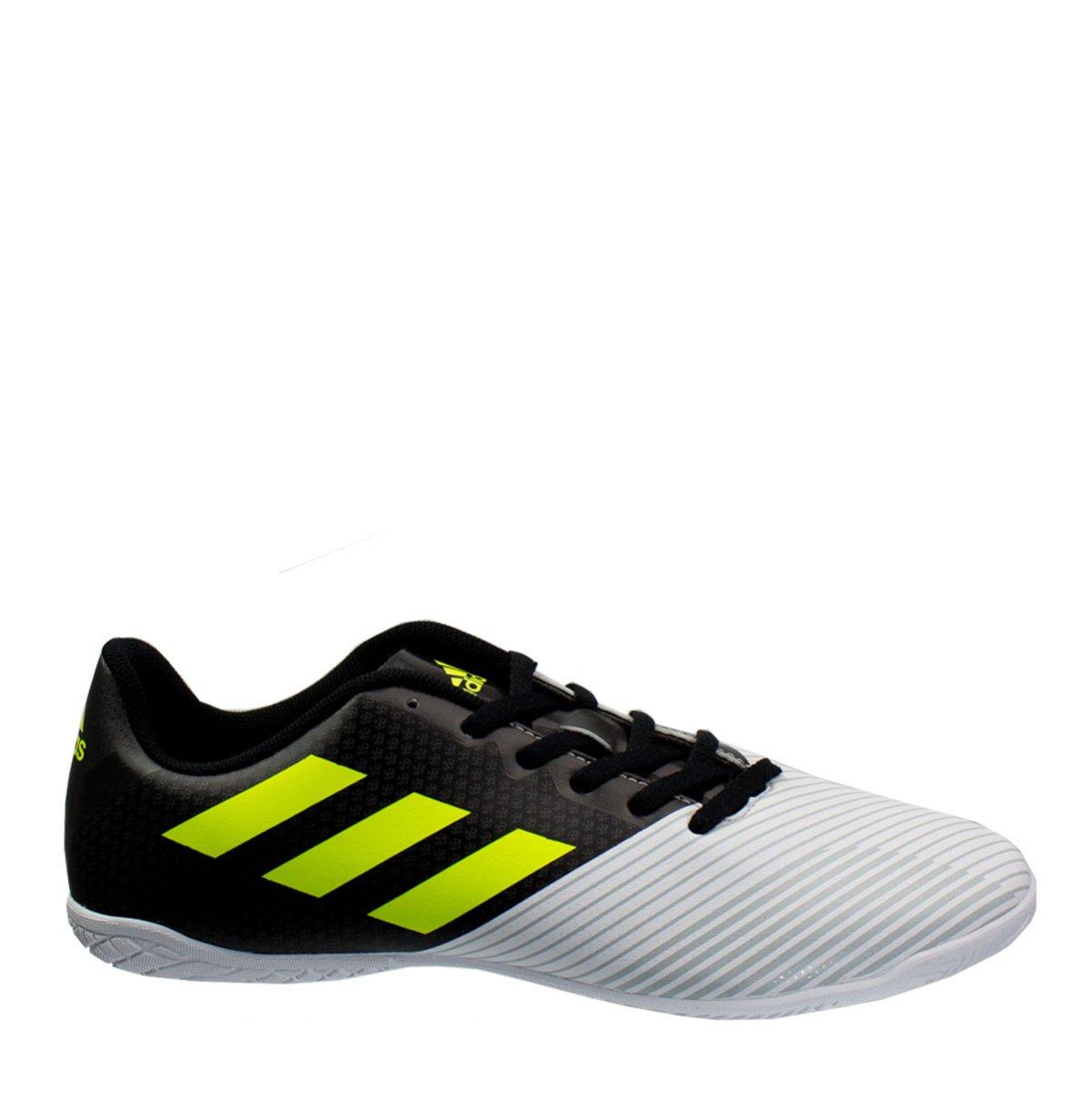 Bizz Store - Chuteira Futsal Adidas Artilheira II IN Couro 373fc530f02d7