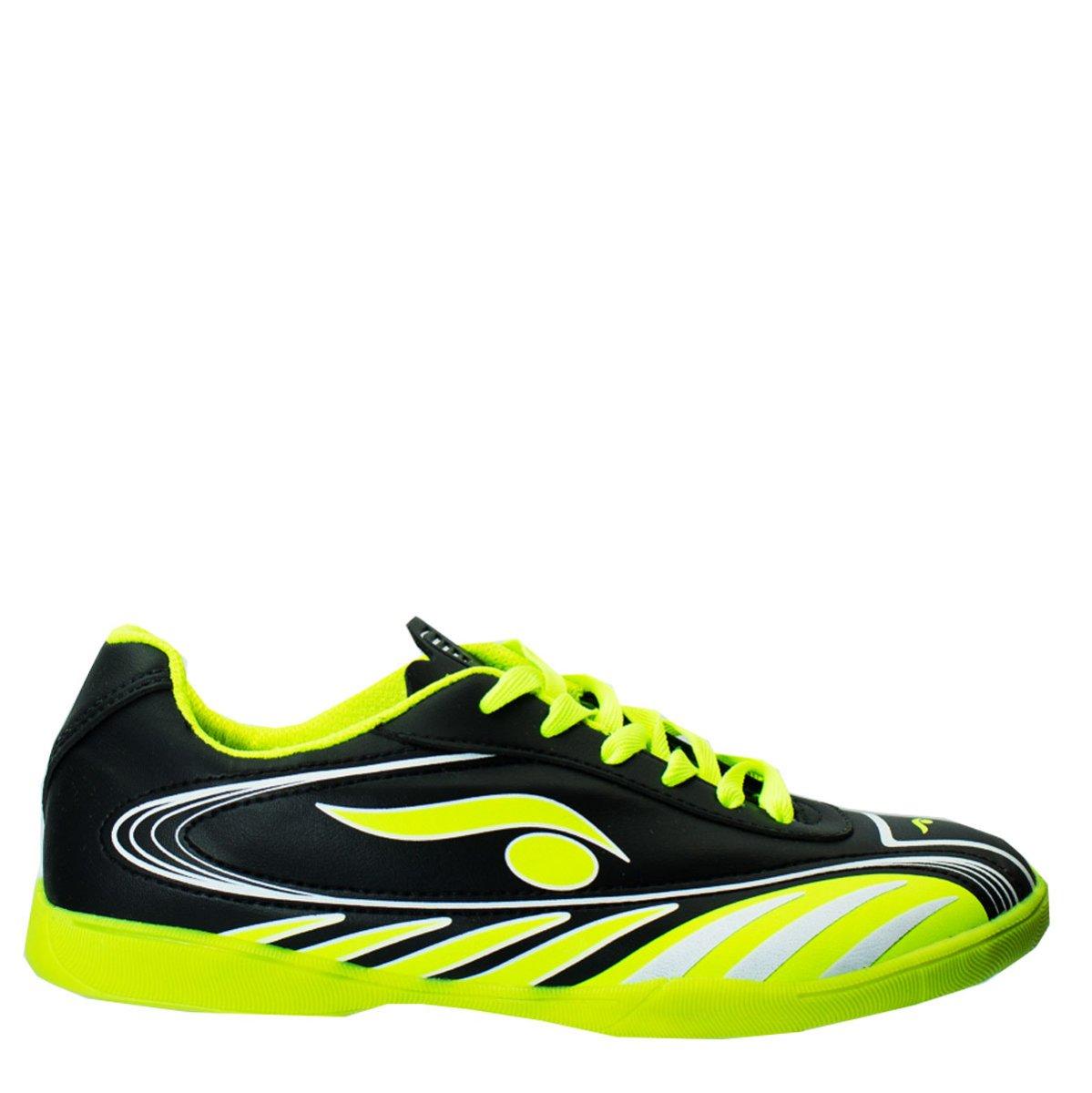 Imagem - Chuteira Futsal D Six Indoor 6203 - 056268 e72eaae2e40f4