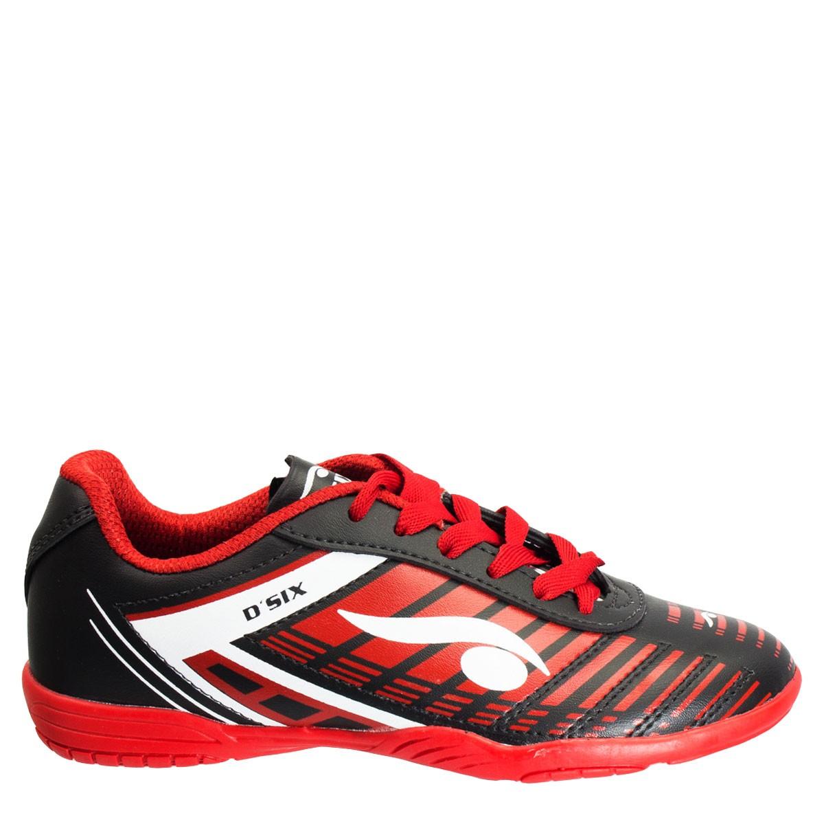 Bizz Store - Chuteira Futsal Masculina D six Indoor b2c3d7d1b5f21