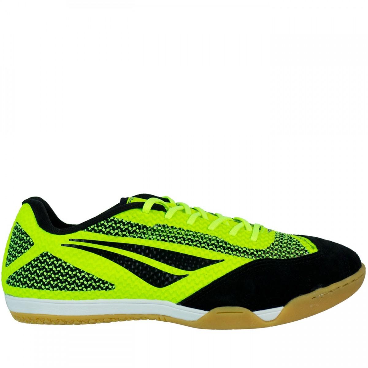 080691207fc3c Bizz Store - Chuteira Futsal Masculina Penalty Max 500 Preto