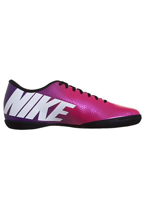 0986a3221164 Chuteira Futsal Nike 558560-600 Mercurial Victory IV IC - Rosa verde ...
