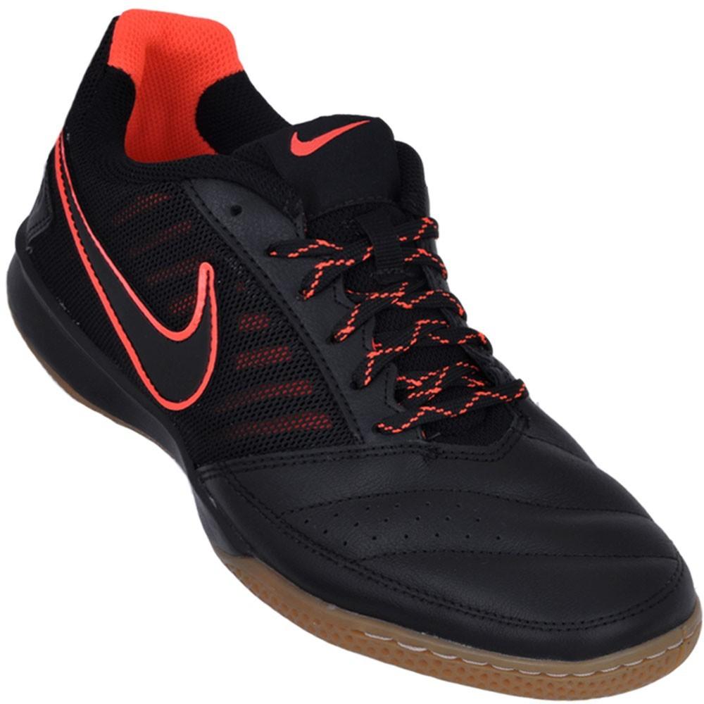 2761e1d205 Bizz Store - Chuteira Futsal Nike Gato II Masculina Preta