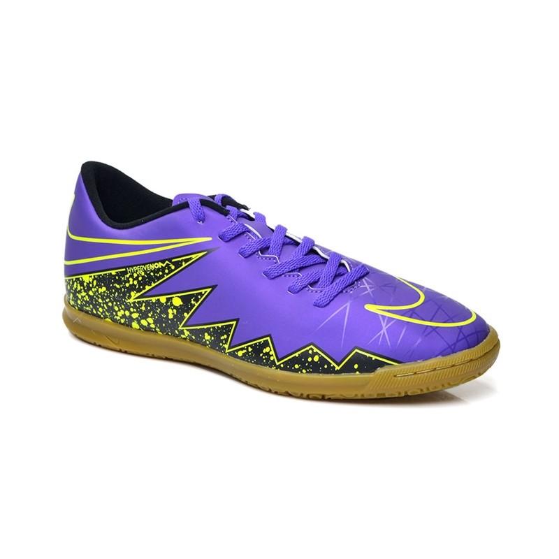 c8ec7d5dc01f2 Bizz Store - Chuteira Futsal Nike Hypervenom Phade Masculino Roxo