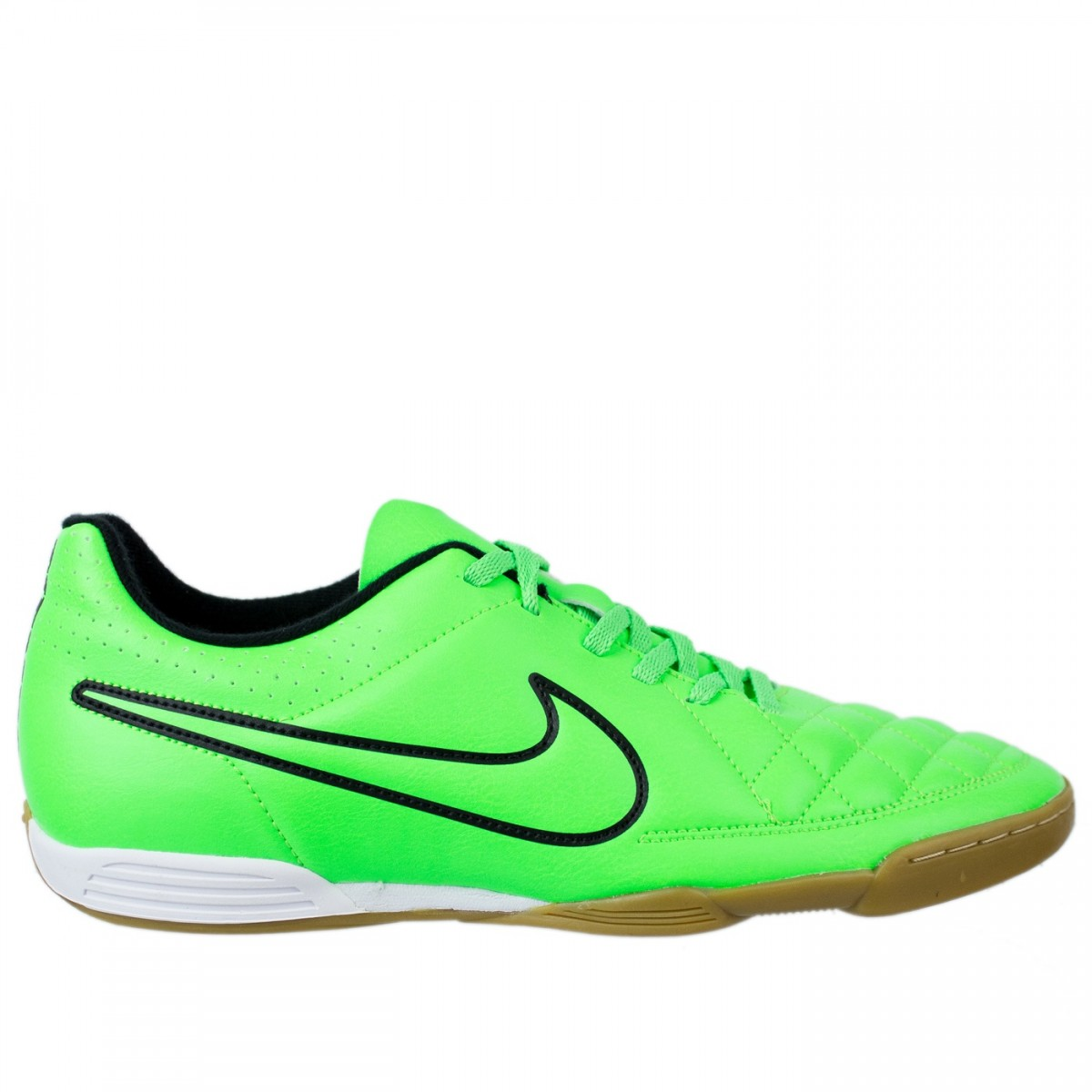 Bizz Store - Chuteira Futsal Nike Tiempo Rio II IC Masculina 73105ae2b6322