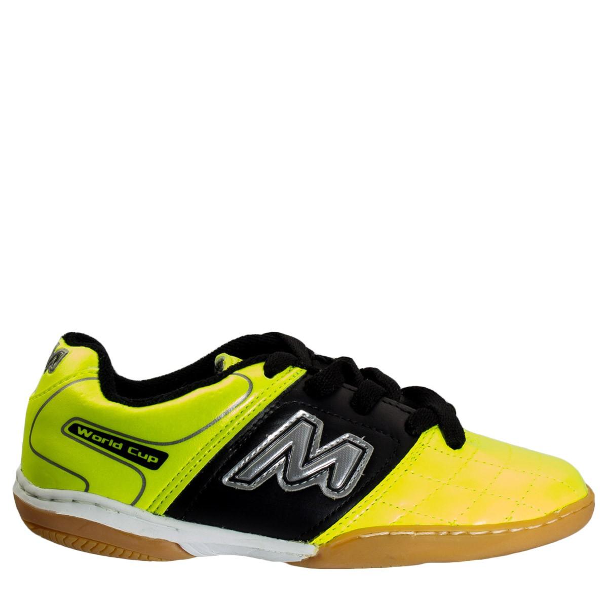 8a9f8e17c Bizz Store - Chuteira Infantil Menino Futsal Mathaus Itália