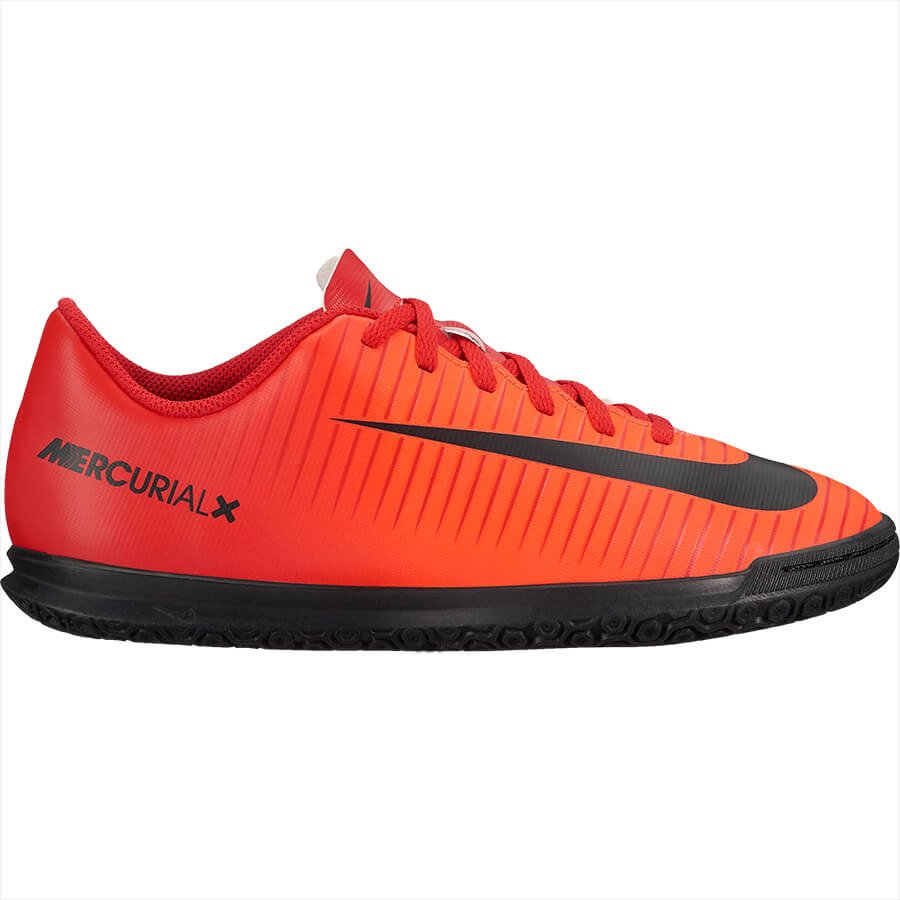 Bizz Store - Chuteira Infantil Futsal Nike JR Mercurial Vortex II 5ae7ef075e1ef