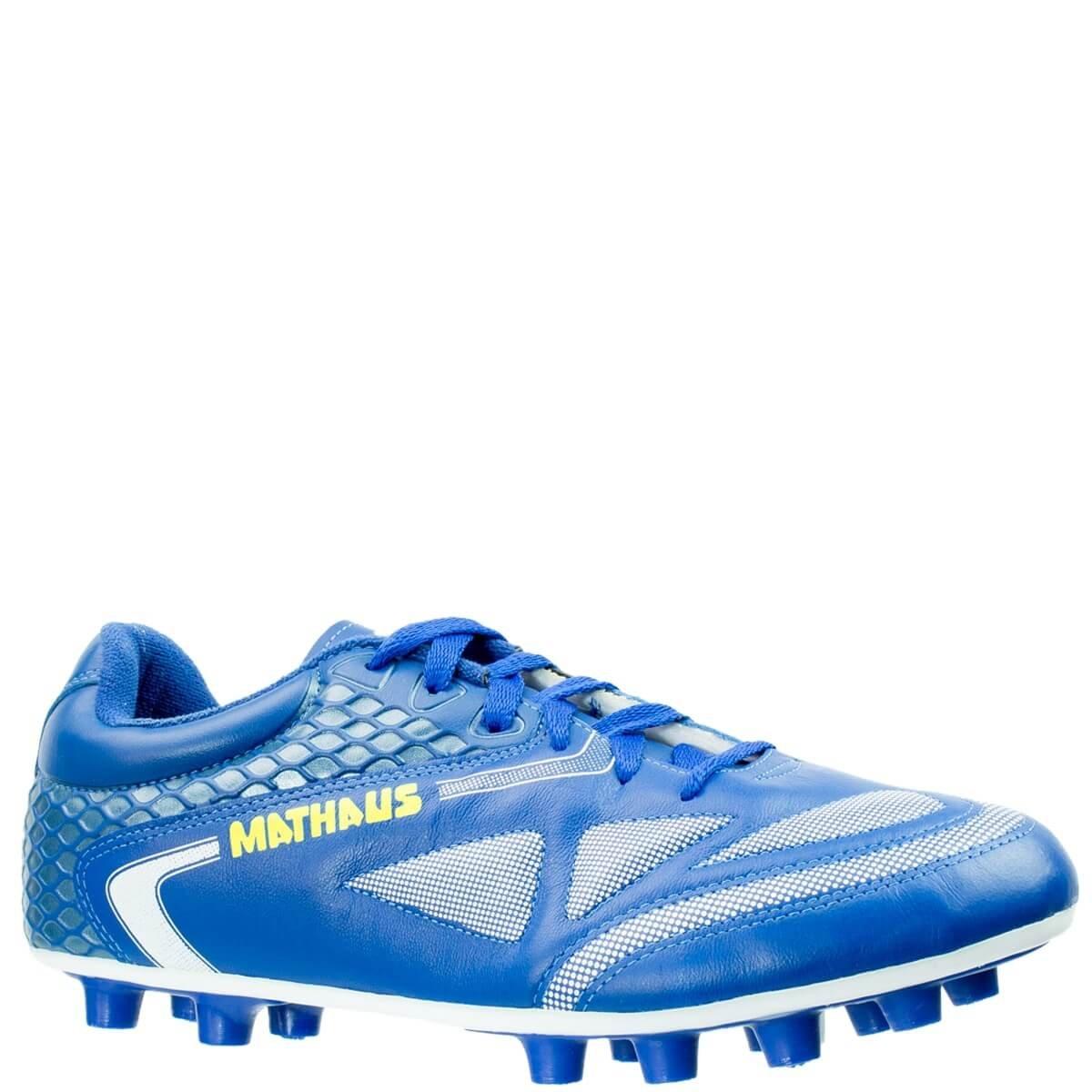 98281e212 Bizz Store - Chuteira Masculina Futebol de Campo Mathaus Unika