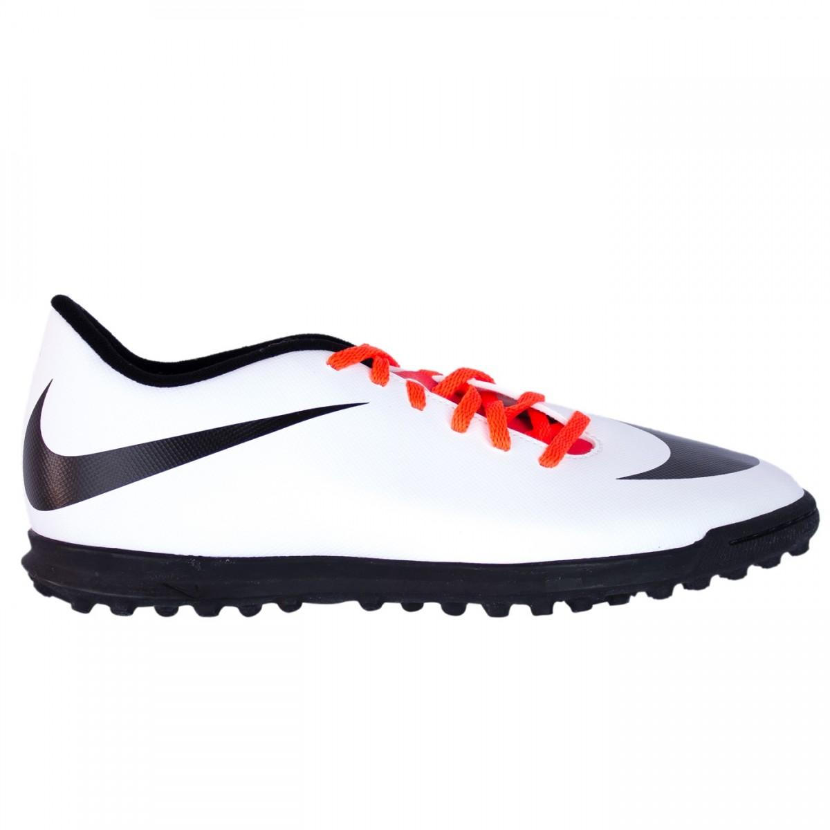 Bizz Store - Chuteira Masculina Nike Bravata Society Branca 6710fab242c20