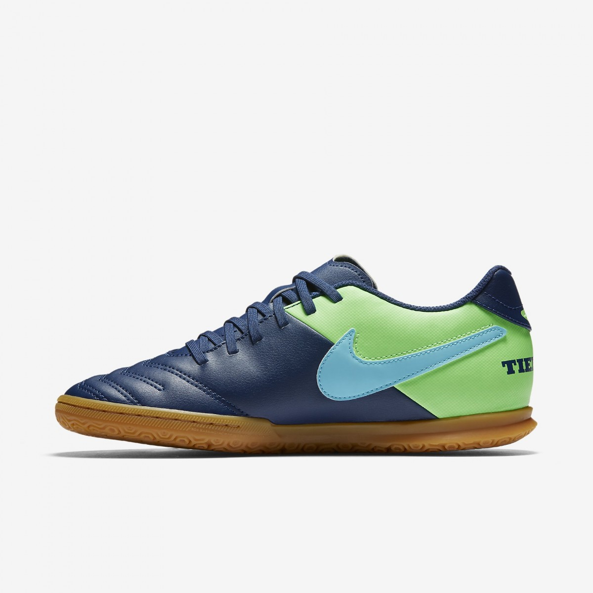 Bizz Store - Chuteira Futsal Nike Tiempo Rio III IC Masculina 872999af68535